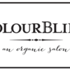 Logo Colourblind organic salon