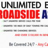 Logo UNLIMITED TOWING & ROADSIDE ASSISTANCE