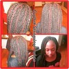 Logo Natural Perfection Hair Braiding