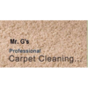 Logo Mr. G's Cleaning Services LLC