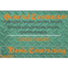 Logo Davis Construction LLC