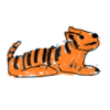 Logo Orange Cat Computing