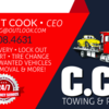 Logo CC's Towing and Recovery Services, LLC