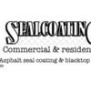 Logo Seal coating & blacktop repair & mason work