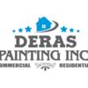 Logo Deras painting servises INC