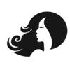 Logo Simply Dvyne Hair Studio