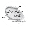 Logo Geisha Ink Permanent make up