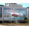 Logo Asher's Locksmith inc.