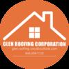 Logo Glen Roofing Corporation