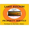 Logo Lake Region Property Service