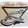 Logo Brok Slipper Paint