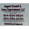 Logo Gagnon Drywall Home Improvements