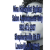 Logo NinahHairstylist