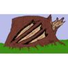 Logo Stump Slashers