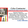 Logo Celso's Contractor