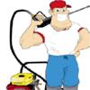 Logo DAN BERGMAN PRESSURE CLEANING