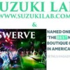 Logo Swerve Fitness- Over $1000 value of free cycling classes