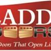 Logo $59 Garage Door Repair Special - Aladdin doors