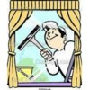 Logo James WINDOW CLEANER