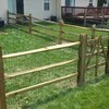 Logo Fencing Company (specializing in split-rail)