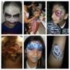 Logo Face Painting / face painter / pinta caritas