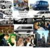 Logo Shuttle Service 14 Passengers VAN for All Occasions