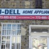 Logo Are you looking for a Good appliance repair company? Call Nu-Dell Home Appliance Inc.