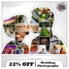 Logo 20% OFF Wedding Photography | ANY photography package included!