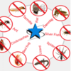 Logo Get Rid, Termite and Pest Control Services