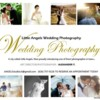 Logo Little Angels Photo Studio. WEDDING PHOTOGRAPHER