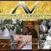 Logo Antonio's Videography. Wedding Video With 2 Videographers !!