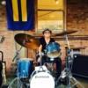 Logo Drum Lessons. Drum Teacher Denis Fraser