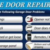 Logo Garage Door Repair. Best price and quality guaranteed