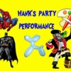 Logo Costume Character Performer - Kids Parties & Events