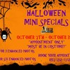Logo Halloween Mini Specials