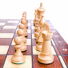 Logo Chess Lessons - beginners welcome