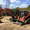 Logo Skid Steer, Bobcat, Excavator, Dirt Work, Site Prep, Etc.