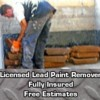 Logo Interior and exterior demolition & Trash removal