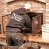 Logo $79 FIREPLACE AND CHIMNEY CLEANING, $79 CHIMNEY SWEEP