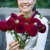 Logo Rachel Cho Floral Design
