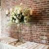 Logo Cress Floral Decorators. Wedding and Event consultations