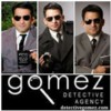 Logo Gomez Detective Agency