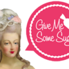Logo Give Me Some Sugar - Cake Decorating Studio