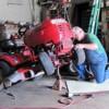Logo Lawn Tractor Repair-