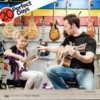 Logo Guitar and Bass Private Lessons. 1st Lesson Free