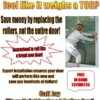 Logo SLIDING DOOR REPAIR - SAVE!