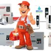 Logo Service, Repair & Installation of Electric Tankless Water Heater