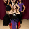 Logo Anais Belly Dance Studio. Shimmy Chic Fitness