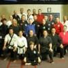 Logo Karate Classes, Self Defense, 24/7 Gym