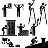 Logo Handyman Services - restore and repair